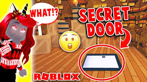 What's really behind the locked door in adopt me : We Found A Secret Door In The Floor Of This House In Adopt Me Roblox Youtube