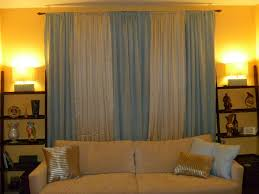 Window Treatment For Large Living Room Window Fascinating Window Curtain Ideas Large Windows Decoration With