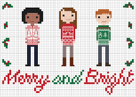 Christmas Pattern Sweater Custom Ideas