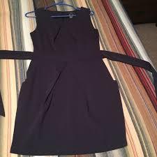 Iska London Size Chart Iska London Navy Blue Pocket Dress Small