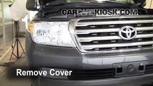 Oil & Filter Change Toyota Land Cruiser (2008-2014) - 2008 Toyota ...