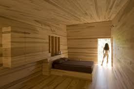 sliding house wooden bedroom interior design