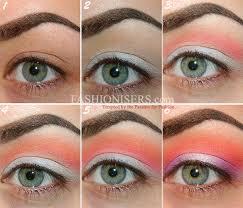 bright spring makeup tutorial