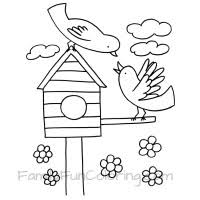 Small Picture Spring Coloring Pages FamilyFunColoring