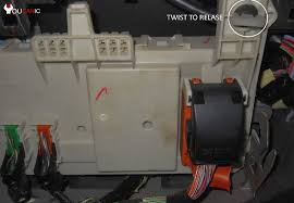 fuse box mazda 3 2004 2008 complete list fuses in the engine bay mazda 3