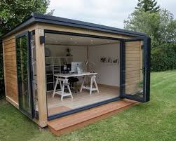 Small Picture Best 20 Modern Garden Shed Design Modern Backyard Shed