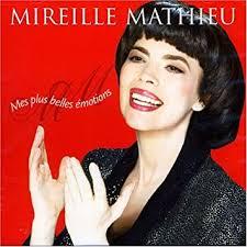 <b>Mireille Mathieu</b> - <b>Mes</b> Plus Belles Emotions by Mireille Mathieu ...