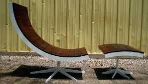 modern metal furniture. Metal Furniture Amazing Of Modern Wood And Chair Ottoman . T