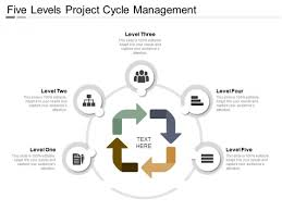 format of presentation of project project management powerpoint templates slides and graphics