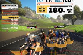 in this article i will outline and review my own personal experiences racing and cycling indoors with zwift i will make parisons to indoor