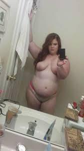Selfshot nude chubby teen girl