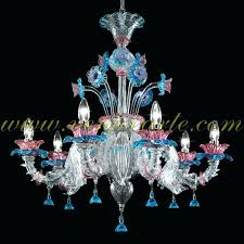 venetian glass chandelier vintage murano 1stdibs