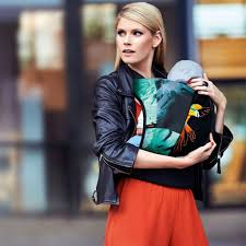 Cybex Yema Tie Fashion Baby Carrier - Birds of Paradise – Natural ...