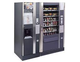 Antares Vending Machine Unique Bianchi AntaresVega Combination