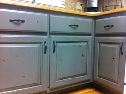 Knotty Alder Wood Cabinets Painted Knotty Alder Cabinets With Antique Glaze Lowers Are Green