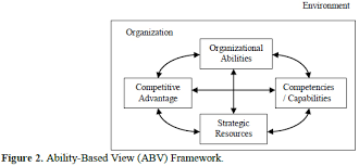 Organizational Ability Ability Based View In Action A Software Corporation Study
