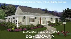small country house plans. CHP-SG-1280-AA\u003cbr /\u003eSmall Country Cottage House Plan Small Plans