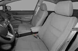2010 honda civic sedan dx 4dr sedan interior front seats 1