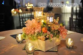 Wedding Reception Arrangements For Tables Wedding Reception Centerpieces Wedding Centerpiece Rentals Guest