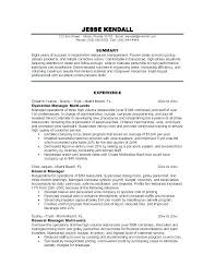 Line Cook Resume Example Simple Line Cook Resume Sample 48 Cv For Chef Standart Line Cook Resume