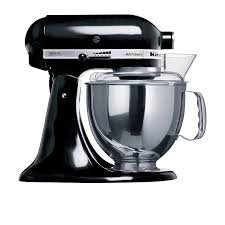 kitchenaid artisan ksm150 stand mixer black 545 68