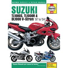 haynes repair manual suzuki tl1000s r dl1000 v strom 4083 haynes repair manual suzuki tl1000s r dl1000 v strom 4083