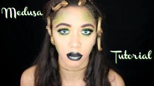 easy last minute costume medusa makeup tutorial