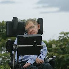 stephen hawking s son put swear words in his speech machine