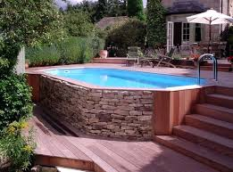 salt water pool above ground. Contemporary Above Salt Water Above Ground Pool Saltwater Swimming Pools  Set Up Intended O