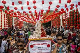 Chinese new year is one of the most important traditional holidays in china. Ringing In Chinese New Year In Indonesia The Diplomat