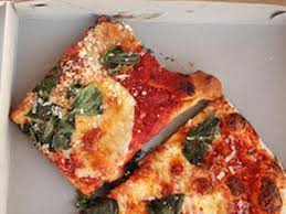 image of round table pizza nutrition skinny crust