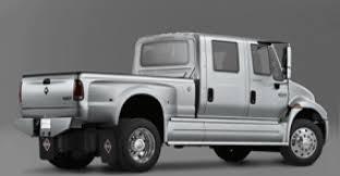 International RXT pickup truck   Fleet Owner