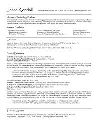 Phd Student Resume Graduate Student Resume Template Career Services At The University 6