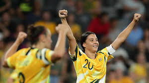 The second most prolific matildas goal scorer, kerr has gone from debuting at 15 against italy to scoring goals at the afc women's asian cup, fifa women's world cup and of course the olympics. Tokyo Olympics News Matildas Squad Announcement Sam Kerr Leads Attacking Dynamos Cuba News
