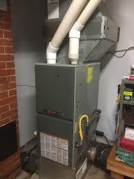 trane gas furnace. lebanon, or - maintenance tuneup on trane gas furnace, lebanon oregon. furnace