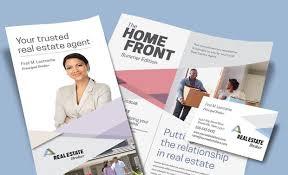 Marketing Materials For Realtors Diy Printable Templates
