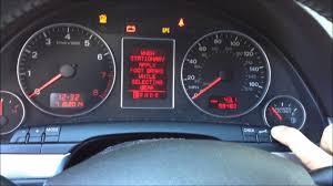 Audi Q5 Oil Light 2005 2015 Audi A4 Oil Change Light Reset