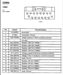 i need wiring diagram for the factory radio on a 2002 f150 5 4 i Ford Stereo Wiring Harness Diagram at Ford Radio Wiring Harness Connectors