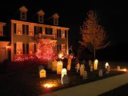 outdoor halloween lighting. halloween lights outdoor lighting 5