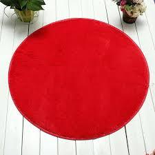 red plush rug large red plush rug