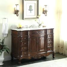bathroom vanity styles inch antique style fully assembled vanities .