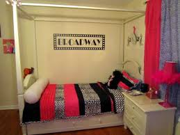 bedroom themes broadway themed room