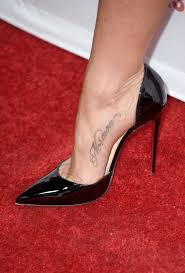 123 best images about Foot Tattoos on Pinterest Genesis.