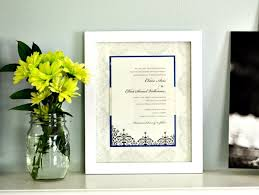 framing wedding invitations. create your own art with invitations! framing wedding invitations i