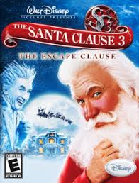the santa clause 3 dvd. Interesting Clause Box Art Inside The Santa Clause 3 Dvd E