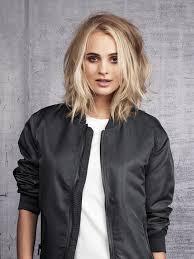 Trendfrisuren 2016 Frisuren F R D Nnes Haar Schulterlanges Haar