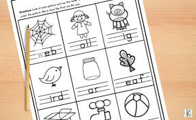 At fun fonix you can find these are ideal for teachers with limited time for phonics instruction or for teachers or parents who need additional materials for learning and practice. Free Beginning Sounds Worksheets