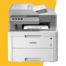 Brother Mfc L3710cw Wireless Compact Digital Color All In One Printer Providing Laser Printer Quality Results