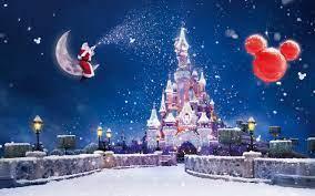 Disney Castle Winter Wallpapers - Top ...