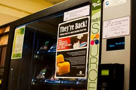 Vending Machines On Campus Cool Vending Machines To Reoffer Twinkies Soon The Observer